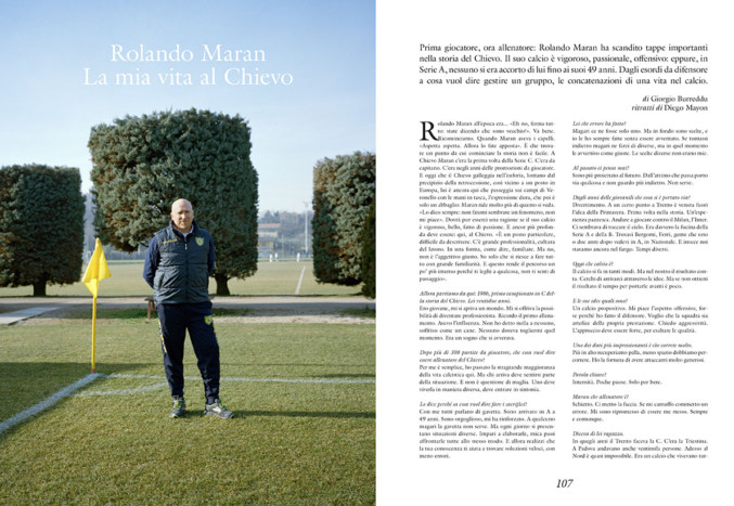 Rolando Maran - UNDICI, Feb 2016, pp. 106-107