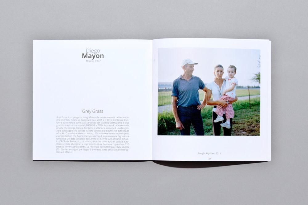 Fondo Malerba per la Fotografia - 2016 catalogue of selected authors, pp. 38-39