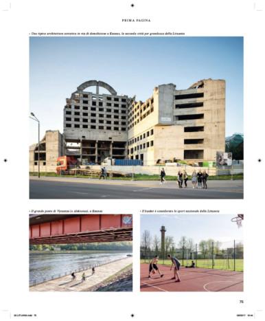 IL - Idee e Lifestyle del Sole 24 ORE, June 2017, p. 75