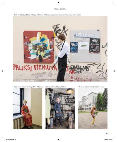 IL - Idee e Lifestyle del Sole 24 ORE, June 2017, p. 81