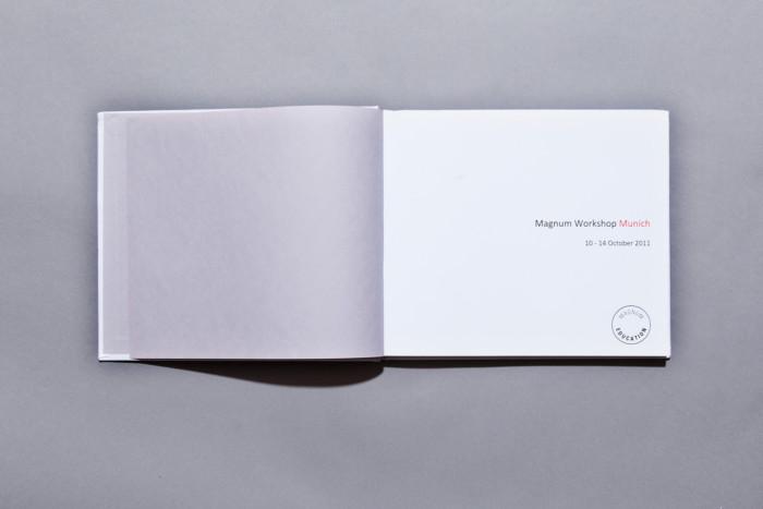 Renaturalization - Magnum Photos Workshop book - Munich 2011