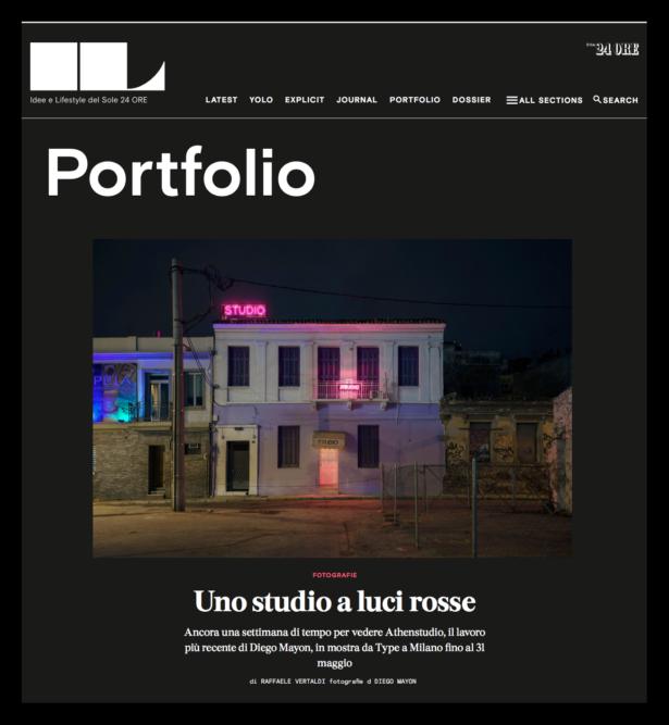 IL Magazine - PORTFOLIO, May 2017
