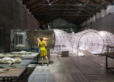 2017 Venice Biennale Art