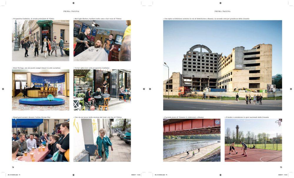 IL - Idee e Lifestyle del Sole 24 ORE (#IL93), June 2017, pp. 74-75