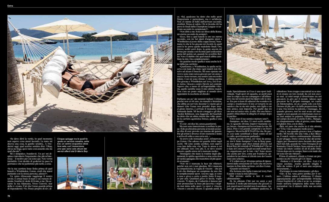 IL - Idee e Lifestyle del Sole 24 ORE (#IL95), October 2017 - Text by Leonardo Colombati, pp. 78-79