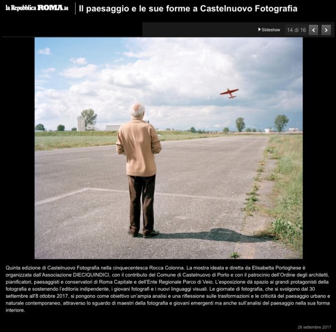 La Repubblica Roma Web - September 2017