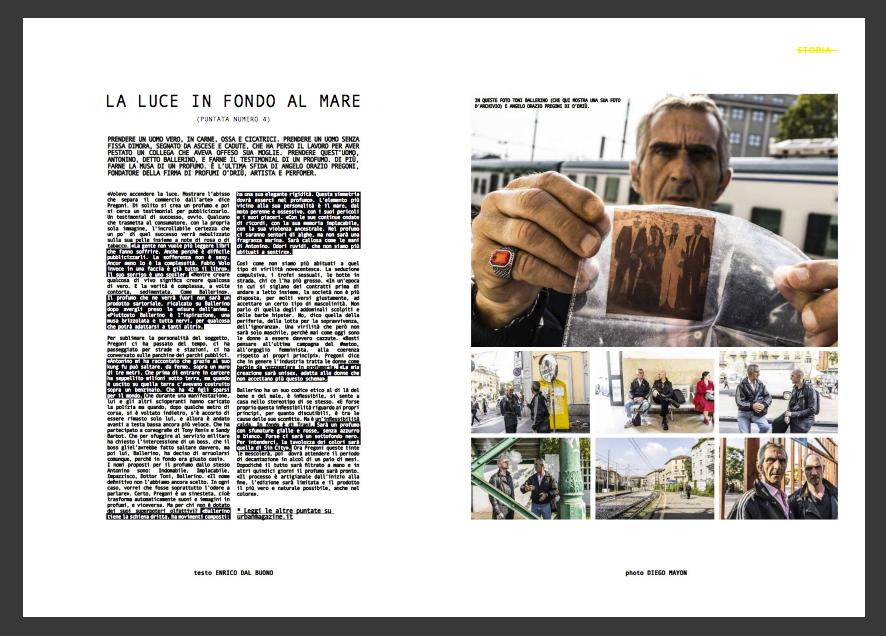 Urban Magazine,  pp. 10-11 -