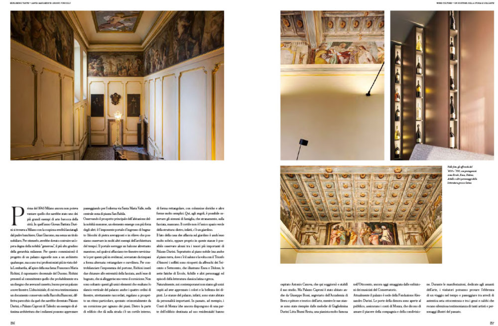 Exploring Taste 2018, Santa Margherita (Milano), pp. 136-137