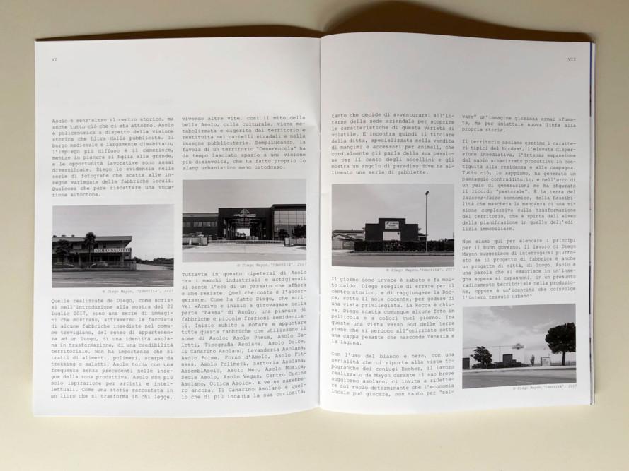 ASOLO SINE QUA NON, a cura di Steve Bisson - Urbanautica Books, pp. 6-7