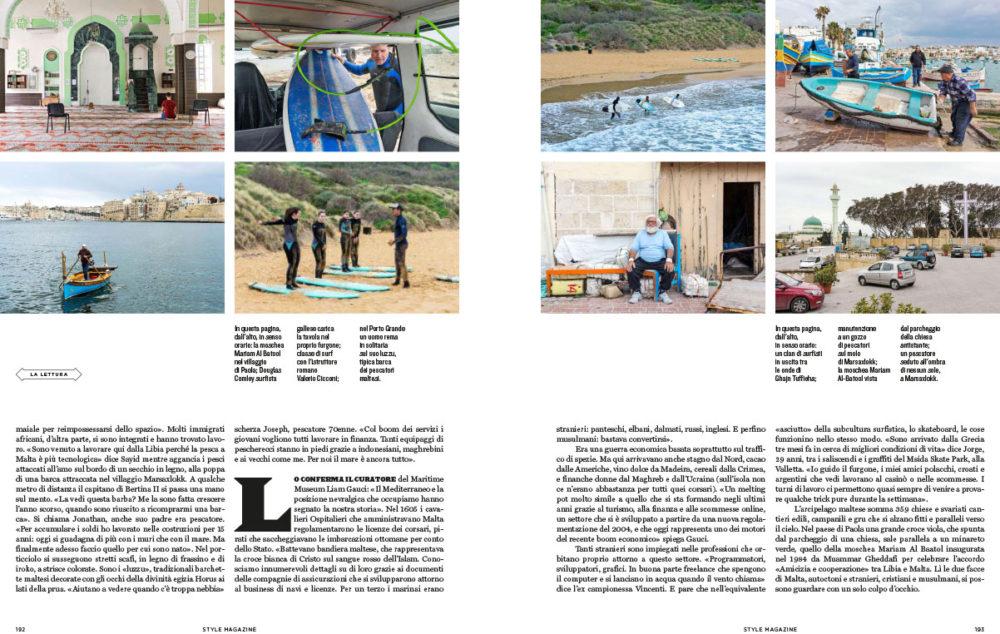 Style Magazine - Il Corriere della Sera, April 2019